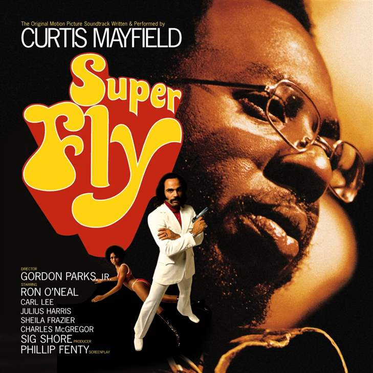 Curtis Mayfield - Super Fly (Soundtrack) [SACD]