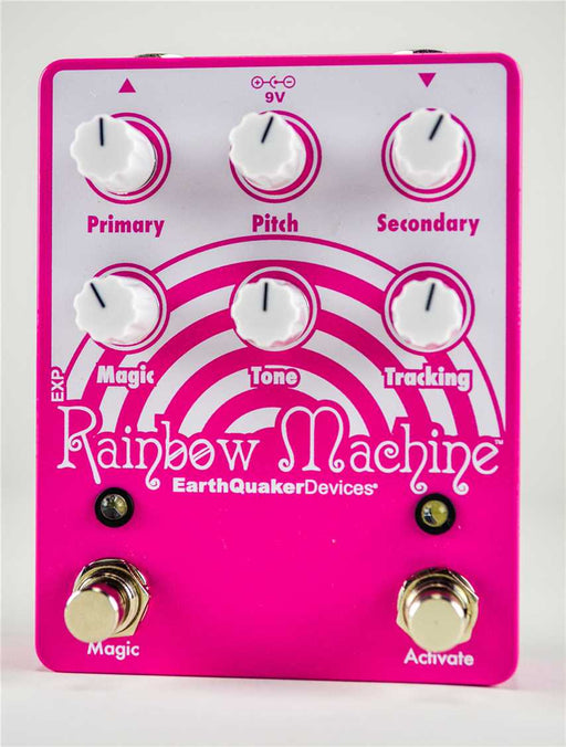 EarthQuaker Devices Rainbow Machine Polyphonic Pitch Mesmerizer