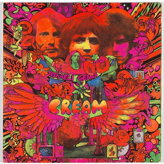 Cream - Disraeli Gears [LP] (180 Gram, download)