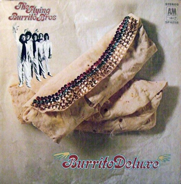 Flying Burrito Bros., The (feat. Gram Parsons) - Burrito Deluxe [LP]