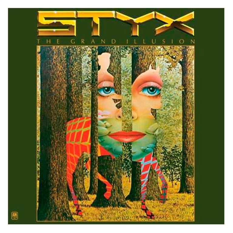 Styx - The Grand Illusion [LP] (180 Gram)