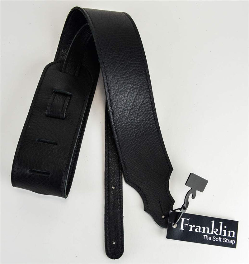 "Franklin 4C-BK-BK 3"" Black Strap"