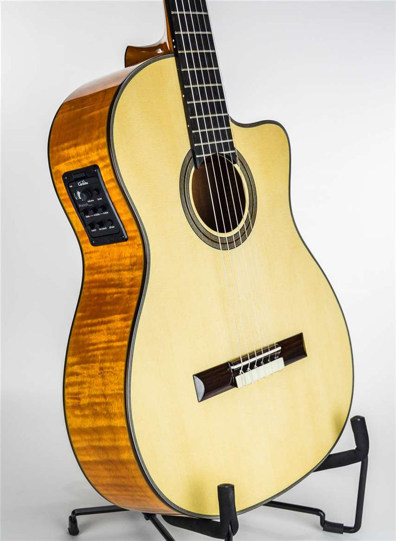 Cordoba Fusion 12 Maple Classical Guitar w/ Deluxe Gig Bag