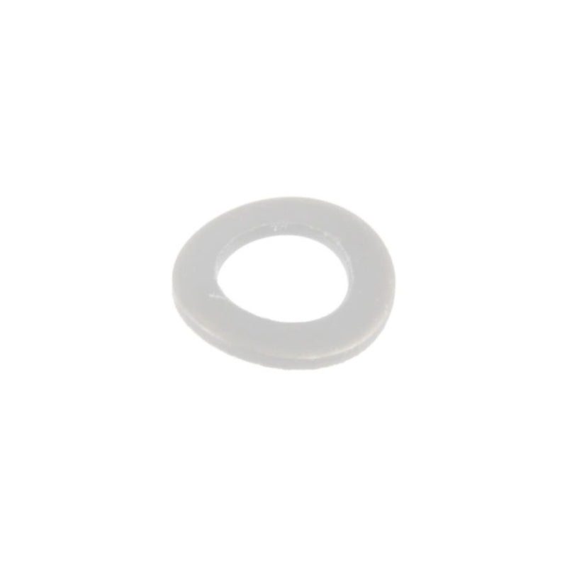 Allparts TK 7716-025 Guitar Tuning Key Washers - White Plastic