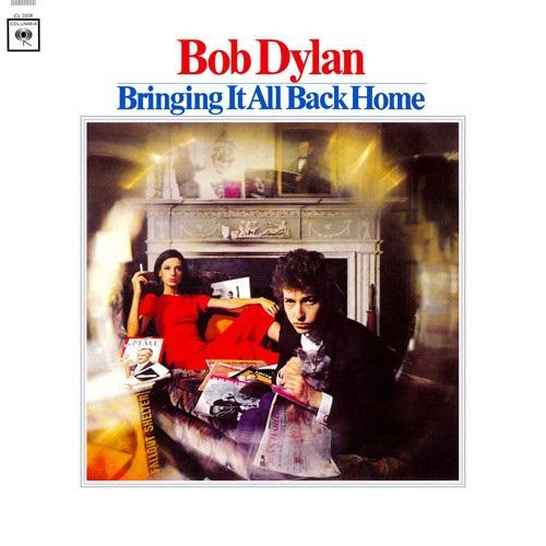 Bob Dylan - Bringing It All Back Home (Mono) [LP] (180 Gram) Front
