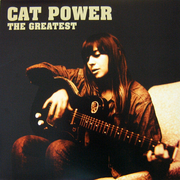 Cat Power - The Greatest [LP] (120 Gram Vinyl, download)