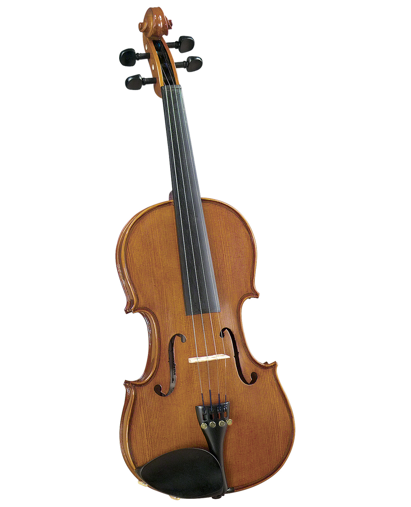 Cremona SV-175 Premier Student Violin Outfit – 3/4 Size - FRONT