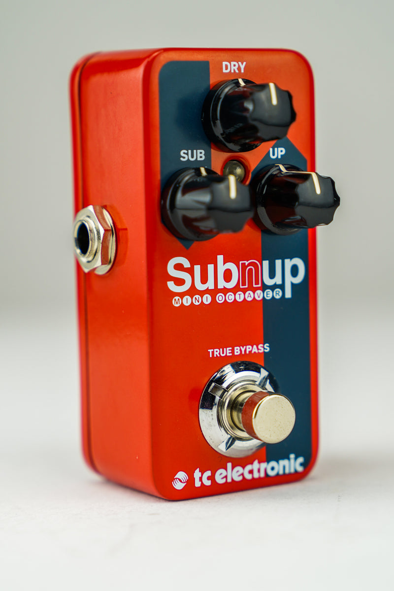 TC Electronic Sub 'N' Octaver Mini Next-Generation