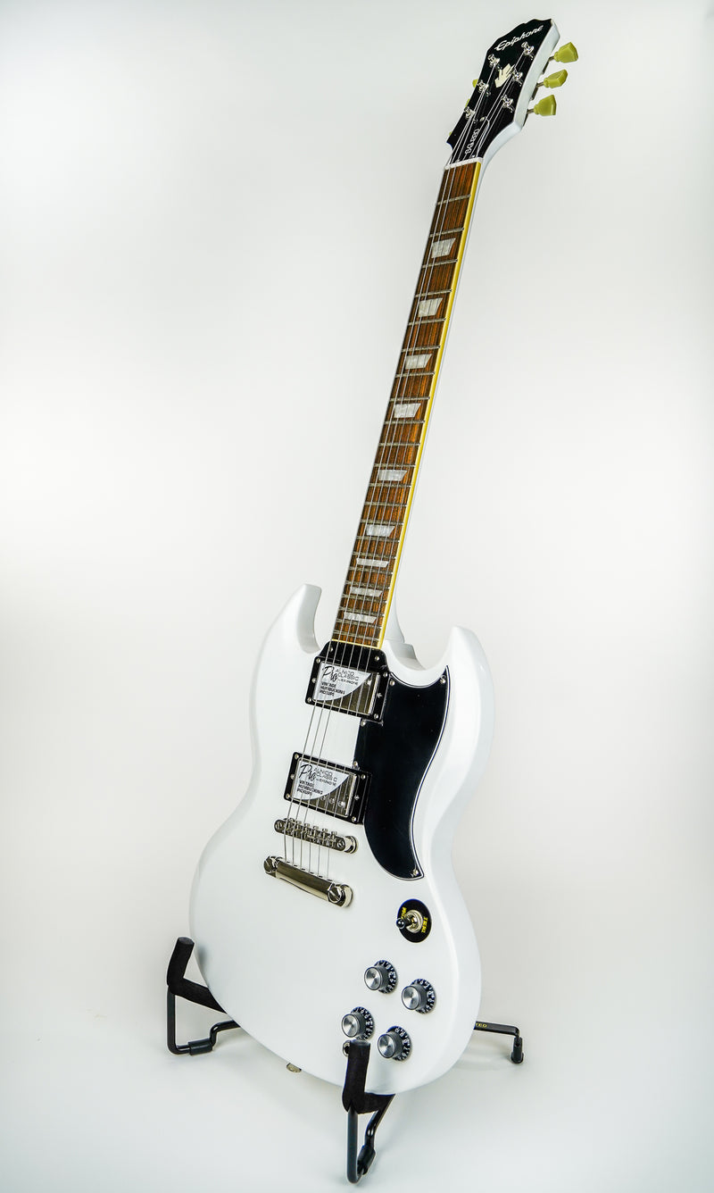 Epiphone G-400 PRO SG Electric Guitar Alpine White