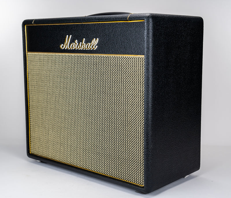 "Marshall M-SV20C-U Studio Vintage All-Valve Plexi 1x10"" 20/5-watt Tube Combo Amp w/FX Loop and DI"