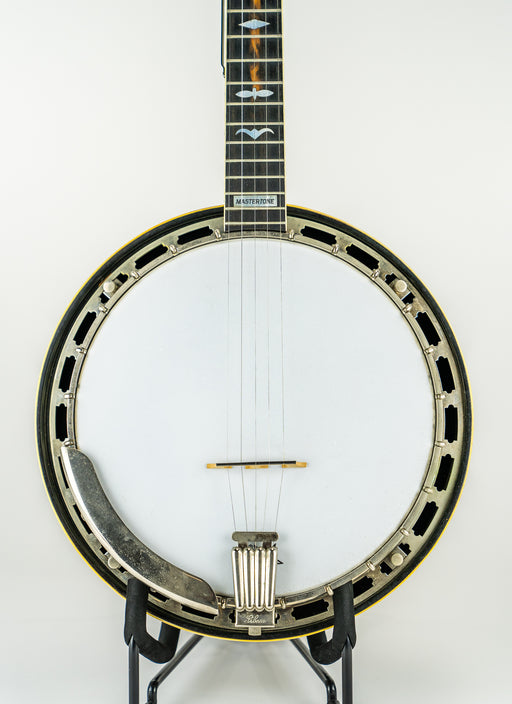Gibson RB-250 Mastertone 5-String Resonator Banjo (c. 1972) w/ Original Hard Shell Case