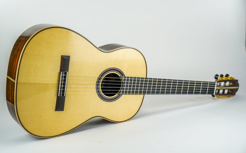 "Cordoba ""Hauser"" Limited Classical Guitar w/ Deluxe Hardshell Case"