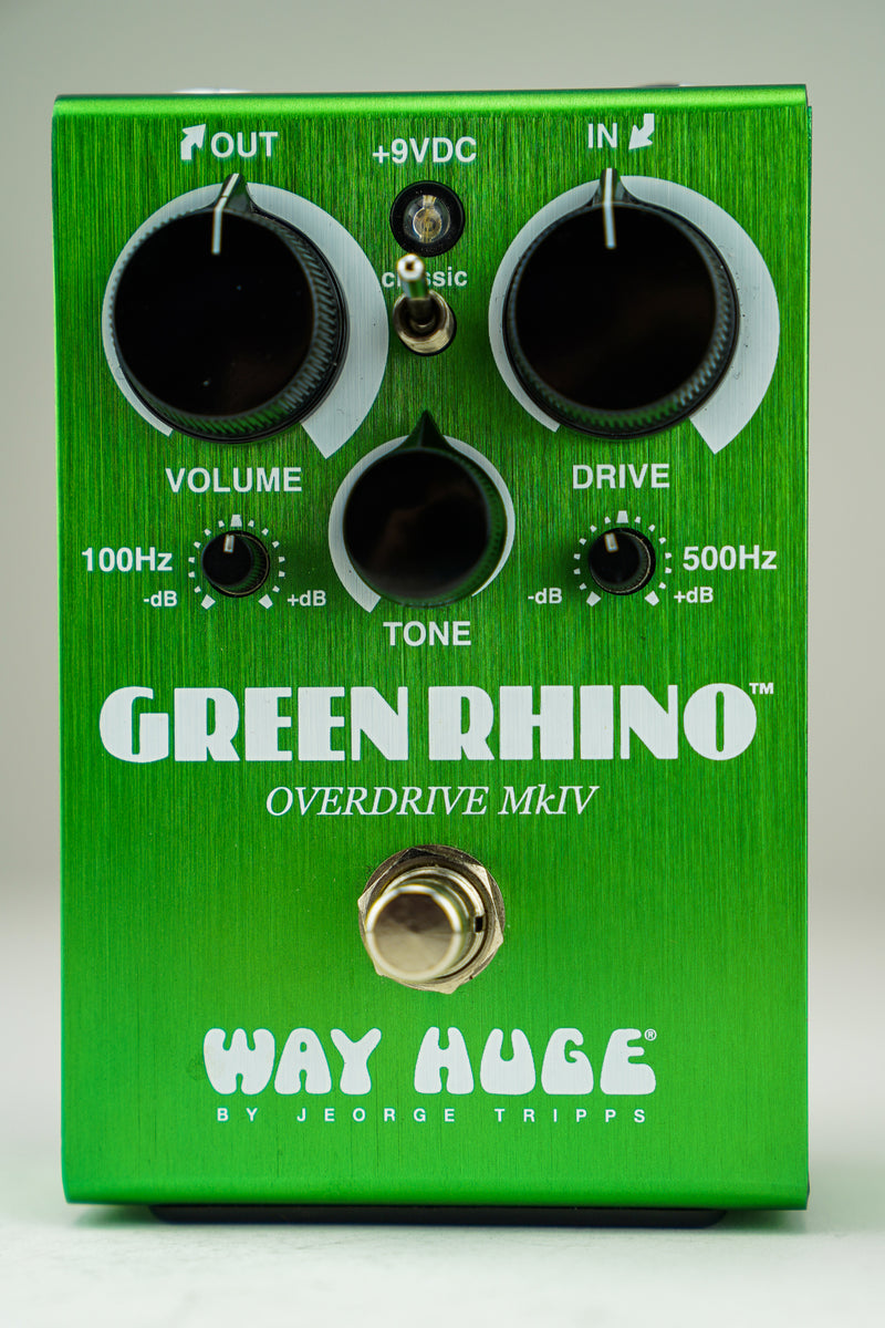 Way Huge Green Rhino MK4-EA
