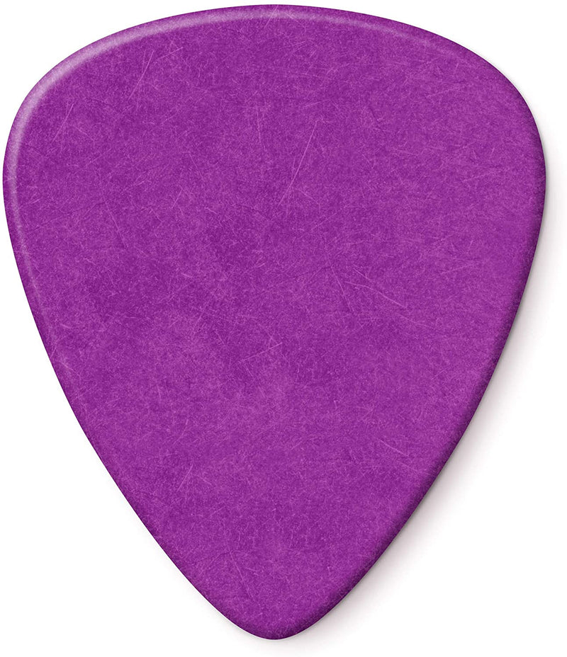 Dunlop 418P114 Tortex 1.14mm Purple Guitar Pick - SINGLE PICK