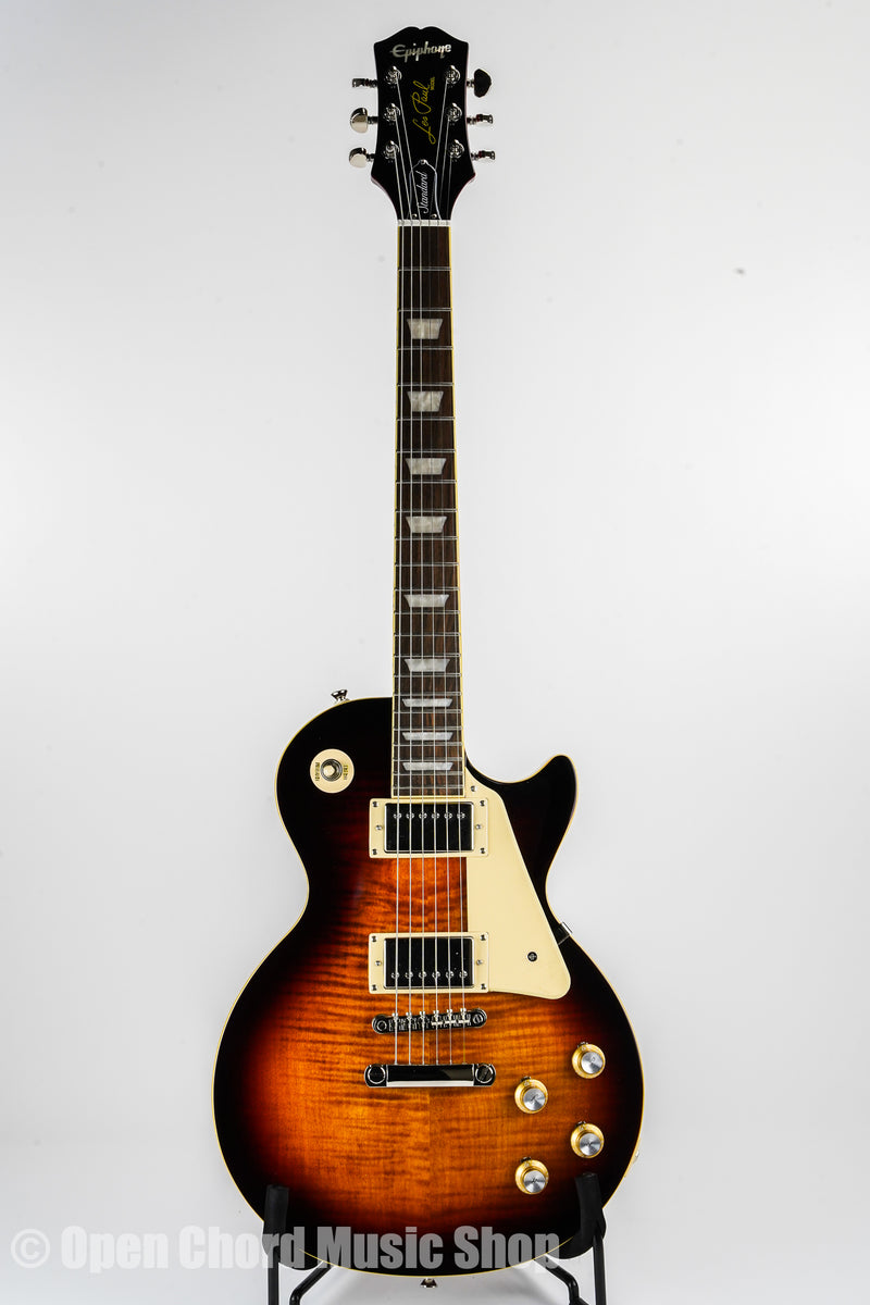 Epiphone Les Paul Standard 60s Electric Guitar - Bourbon Burst(20061525345)