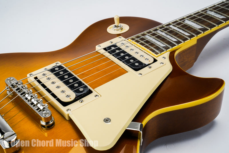 Epiphone Les Paul Classic Electric Guiar - Honey Burst (20041524954)