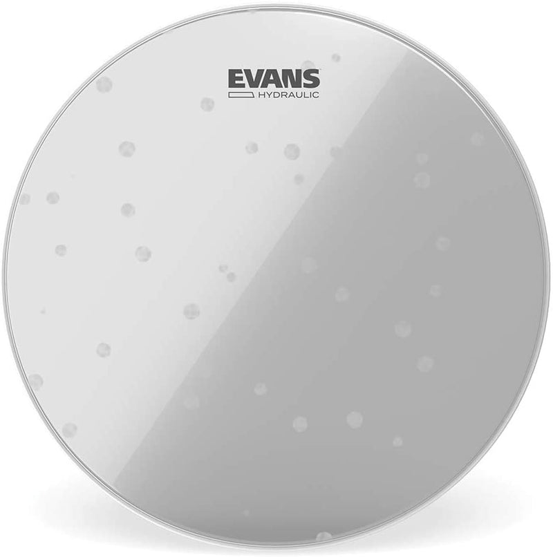 Evans TT13HG Hydraulic Series Glass Drum Head - 13""