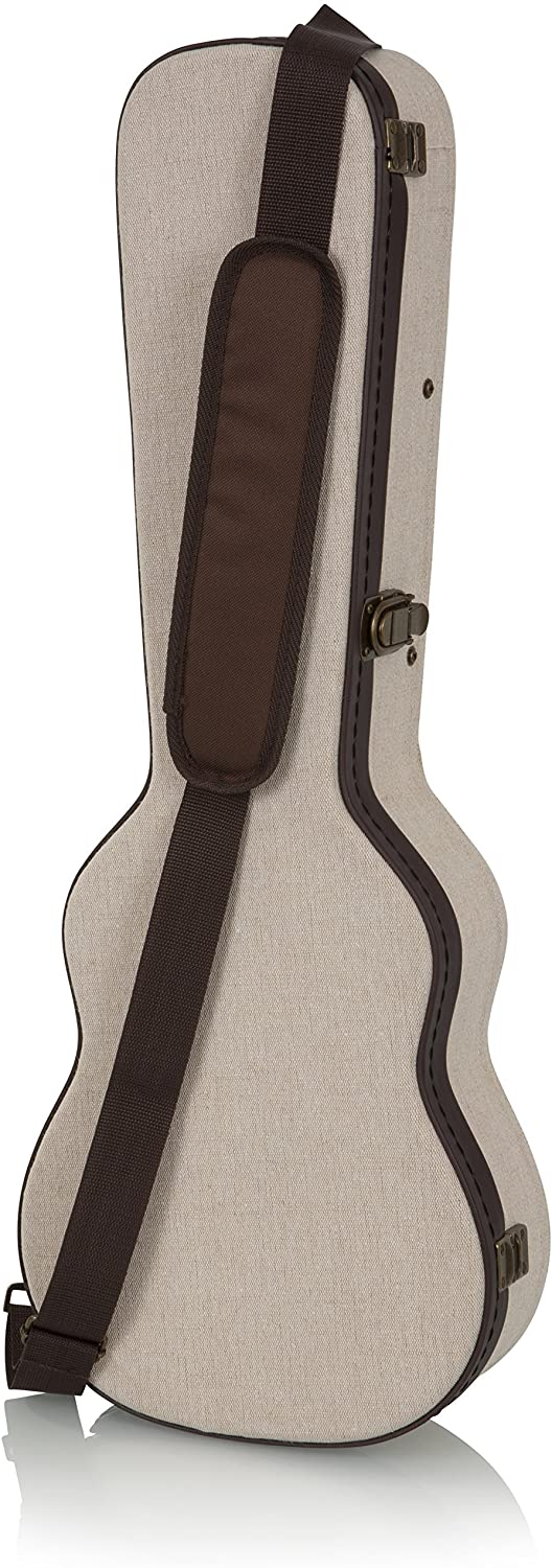 Gator Cases GW-JM UKE-TEN Journeyman Deluxe Wood Tenor Ukulele Case