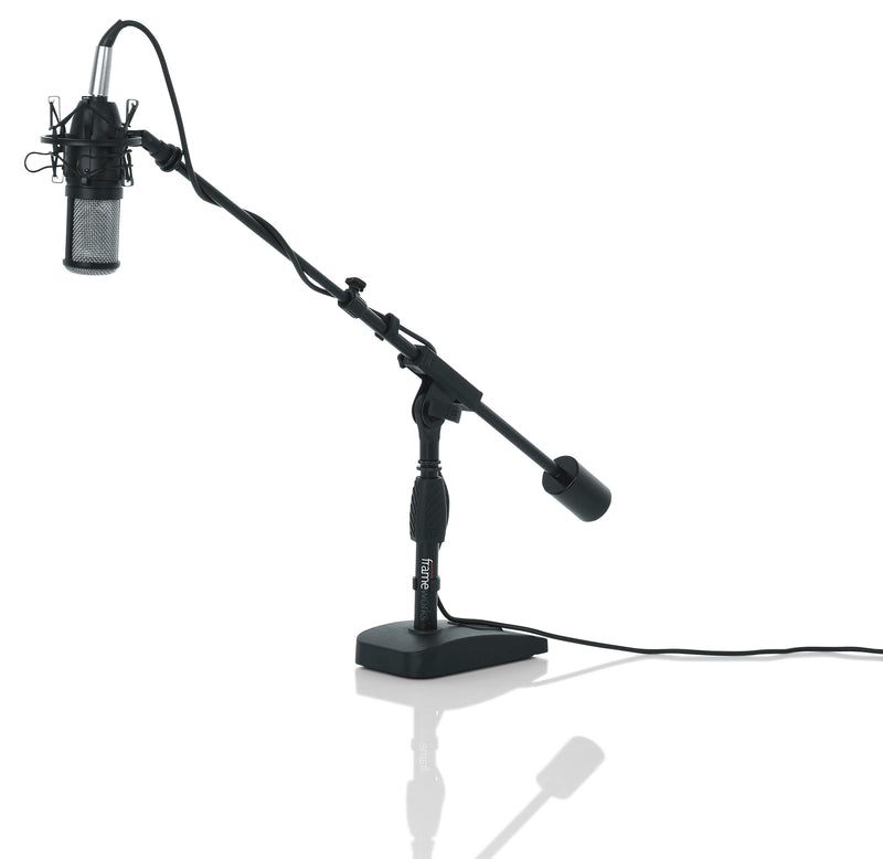 Gator GFW-MIC-0822 Mic Stand with Telescoping Boom