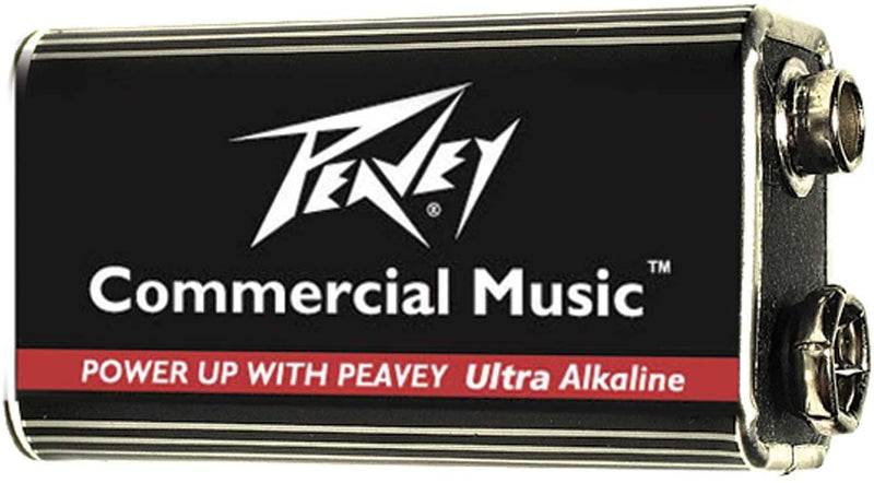 Peavey 50130 9 Volt Batteries