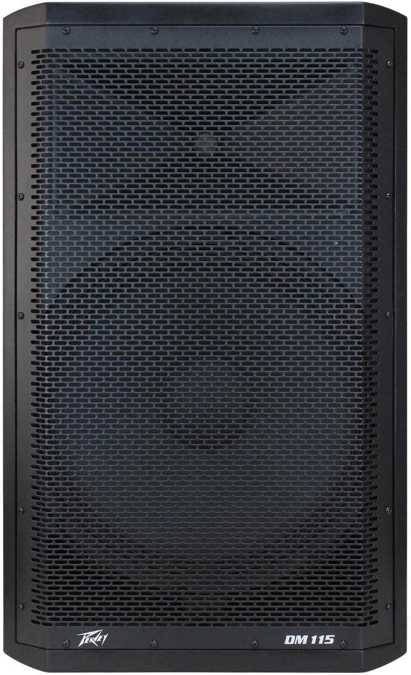 Peavey Dark Matter DM 115 Powered PA Loudspeaker
