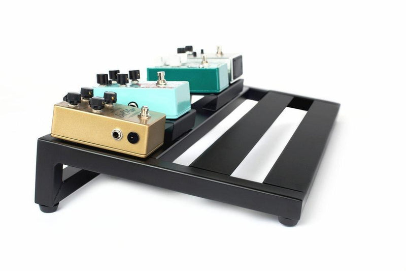 Pedaltrain PT-PB Pedalboard Pedal Booster with Pedals on Them