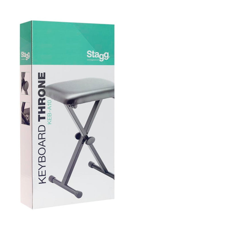 Stagg KEB-A10 Keyboard Bench