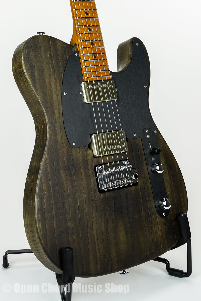 Suhr 01-SIG-0033 Andy Wood Signature Series Modern T Whiskey Barrel HH Electric Guitar