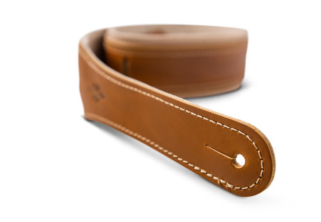 "Taylor Guitars 7250-00 Reflections 2.5"" Leather Strap - Palamino"