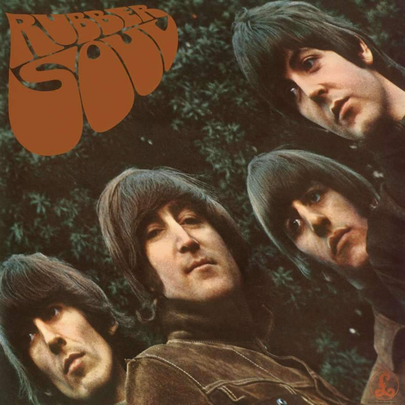 The Beatles  - Rubber Soul [LP] (180 Gram, Remastered)