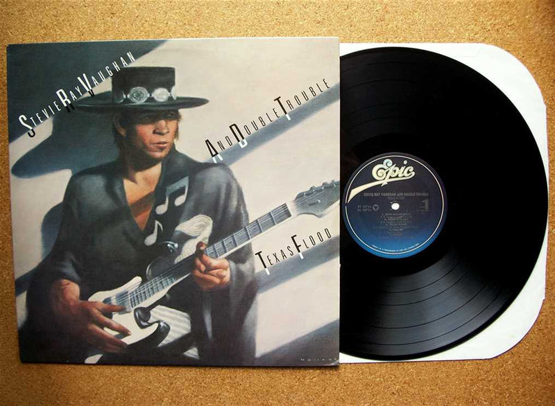 Stevie Ray Vaughan & Double Trouble - Texas Flood [SACD]