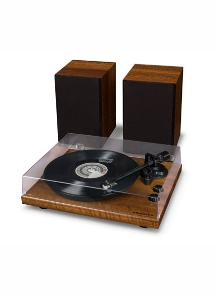 Crosley C62A-WA C62 Turntable System - Walnut