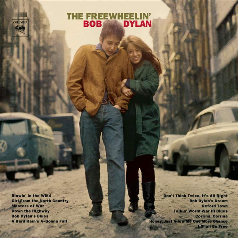 Bob Dylan - The Freewheelin' Bob Dylan [LP] (download, MONO)