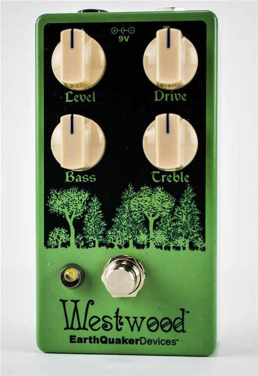 EarthQuaker Devices Westwood Translucent Drive Manipulator
