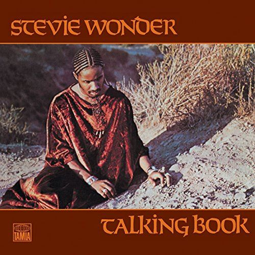 Stevie Wonder - Talking Book [LP] (45 RPM)