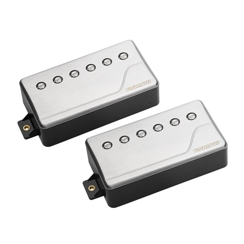 Fishman PRF-CHB-SN2 Fluence Classic Humbucker Pickups - Brushed Stainless