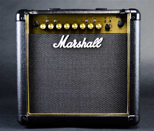 Marshall Amps — Open Chord