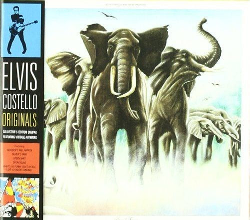Elvis Costello & The Attractions - Armed Forces [LP+7''] (180 Gram)