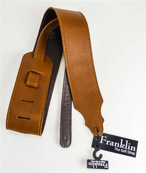 "Franklin 4C-CA-G 3"" Caramel Backing Strap"
