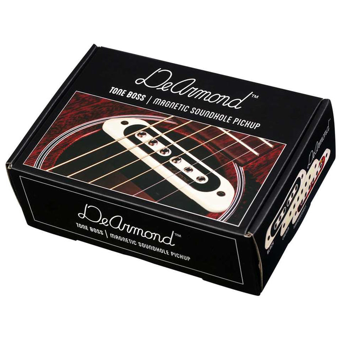 DeArmond Tone Boss Acoustic Guitar Pickup
