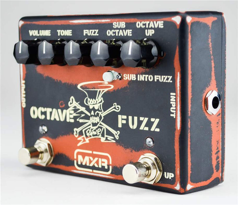 MXR SF01 Slash Octave Fuzz