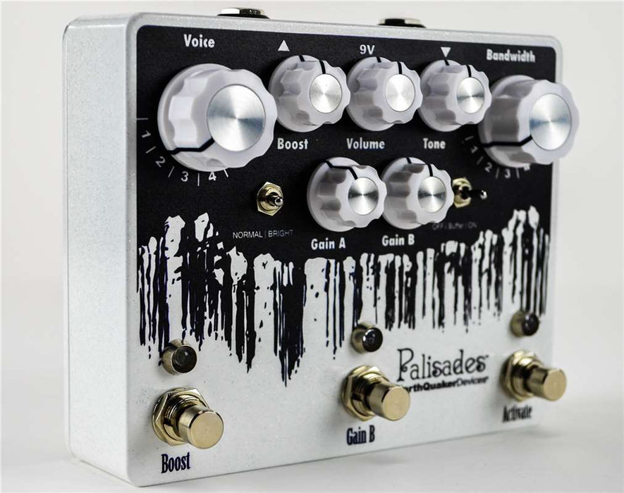EarthQuaker Devices Palisades V2 Mega Ultimate Overdrive