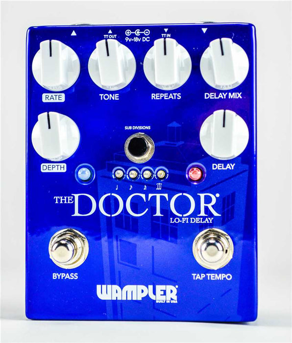 Wampler The Doctor Lo-Fi Ambient Delay