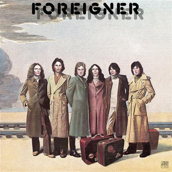 Foreigner - Foreigner [LP] (180 Gram Audiophile Vinyl, limited/numbered)