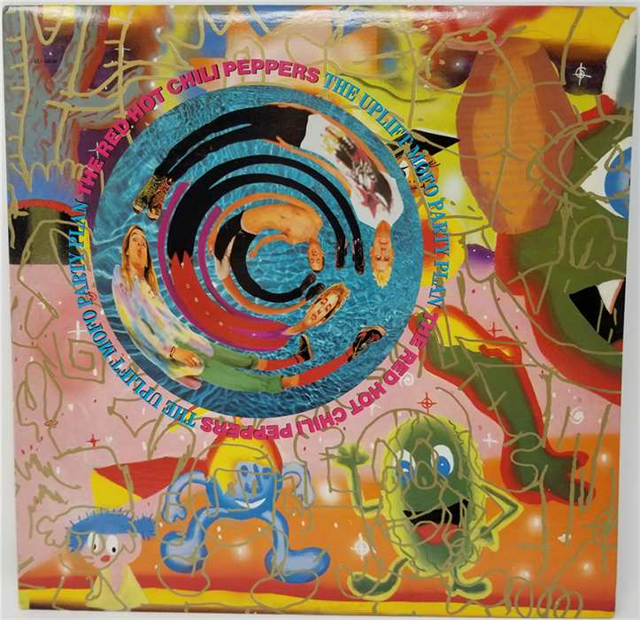 Red Hot Chili Peppers - Uplift Mofo Party Plan [LP] (180 Gram Vinyl)