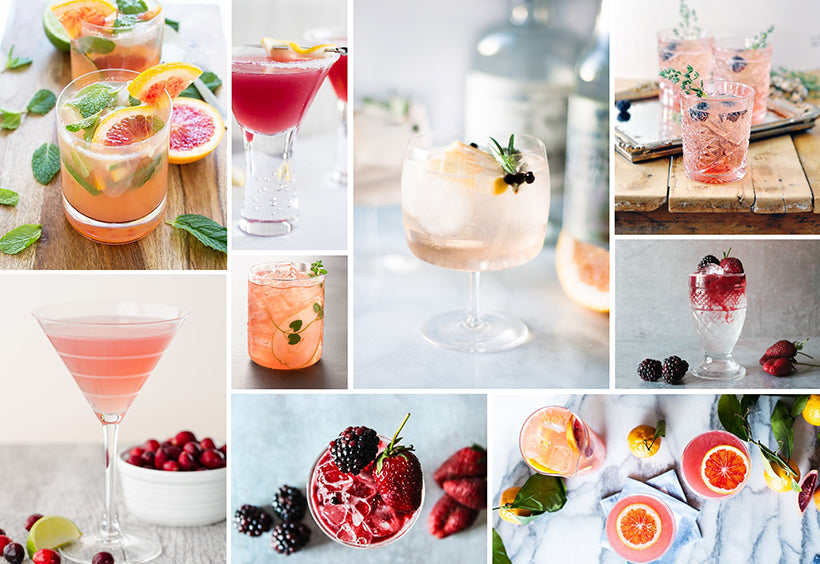 Top 5 Spring Cocktail Recipes