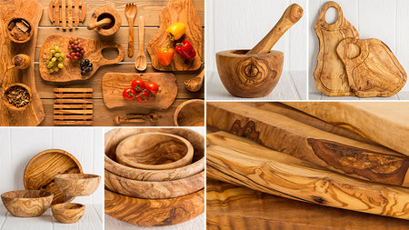 olive wood collection