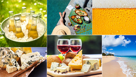 Nibble and Nosh: Tips for Planning a Wine/Beer and Cheese Pairing Party!