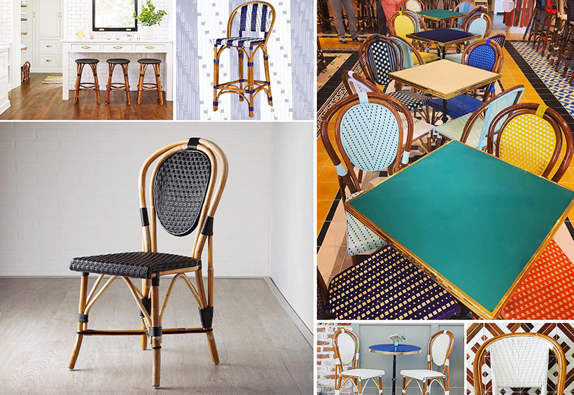Bistro Chairs, A French Tradition
