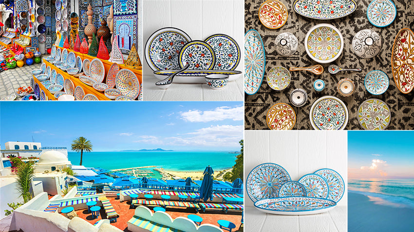 The Tunisian Tradition of Ceramics